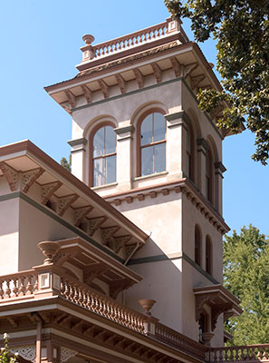 National Register 72000216 Bidwell Mansion In Chico California