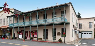 National Register 72000220 Angels Hotel