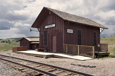 National Register 73000462 Denver Amp Rio Grande Railroad