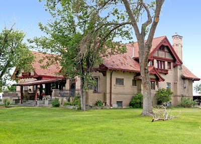 National Register 74000564 Warshauer Mansion In Antonito
