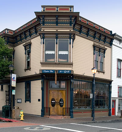National Register #74000511: First and F Street Building in Eureka, California