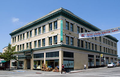 National Register 84000775 Hotel Arcata In Humboldt County California