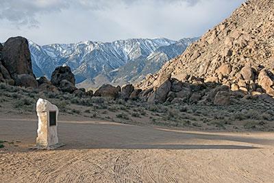 California Point Of Interest Gunga Din Historic Marker In The Alabama Hills Jump to navigation jump to search. gunga din historic marker