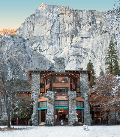 Architects in the american west gilbert stanley underwood for Design hotel yosemite