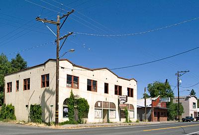 National Register 80000820 Round Valley Flour Mills In