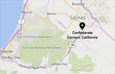 Historic Point of Interest in Monterey County, California ... on