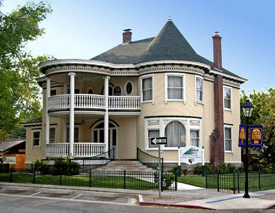National Register #80004274: Brougher Mansion in Carson City, Nevada