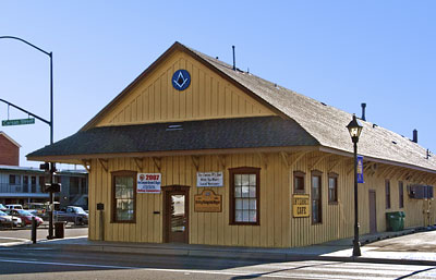 National register 98001208 virginia and truckee railroad for Depot minden