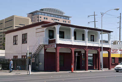 National Register 87001892 Lincoln Hotel In Las Vegas