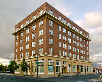 National Register 82001503 Chell Swedenburg House In Ashland The Existing Medford Hotel