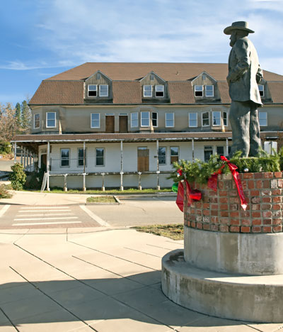 Schuyler Colfax And The Gillen Hotel