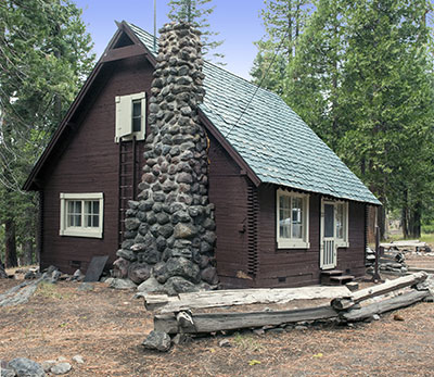 National Register 78000364 Warner Valley Ranger Station