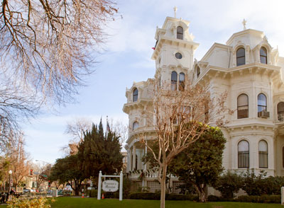 National Register 70000139 California Governor S Mansion In Sacramento