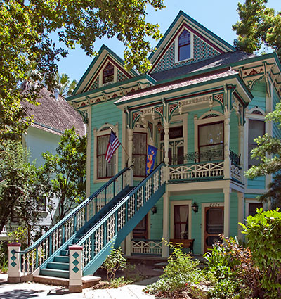 Architectural Styles Eastlake