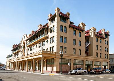 887c682ca1 National Register #81000174: Hotel Stockton in Stockton, California