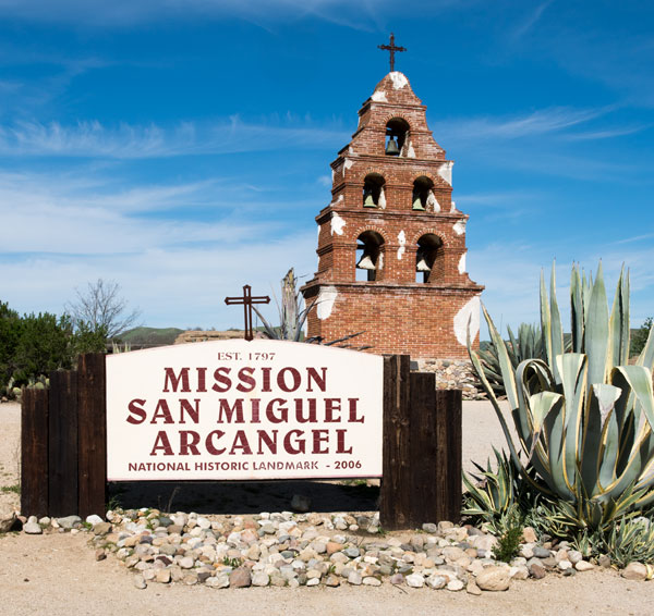 mission and vision of san miguel corporation Mission san miguel - named for the archangel saint michael - was founded by franciscan father fermin francisco de lasuen in 1797, and was meant to close the gap between mission san antonio to the north and mission san luis obispo to the south.