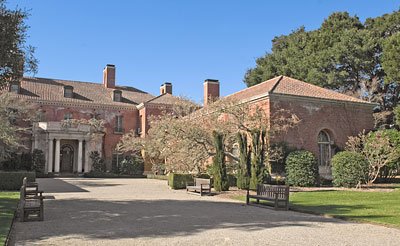 National Register 75000479 Filoli In Woodside California
