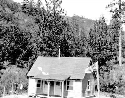 National Register #79000547: Madulce Guard Station In 1930