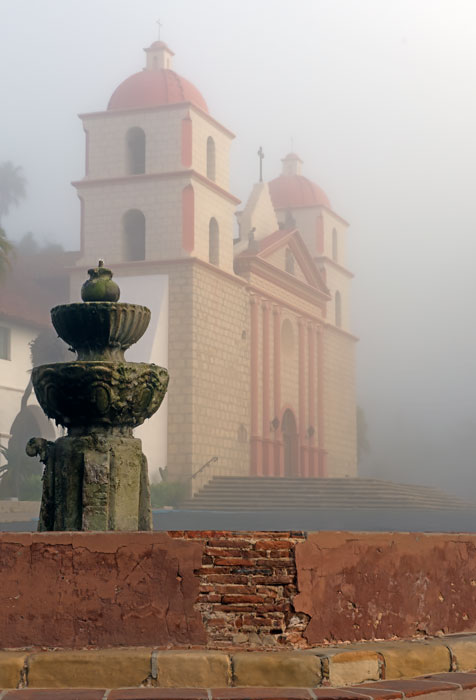 Historic sites and points of interest in santa barbara for Case in stile missione santa barbara