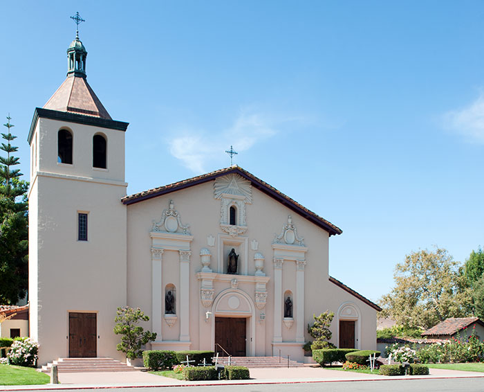 Historic Sites And Points Of Interest In Santa Clara County California