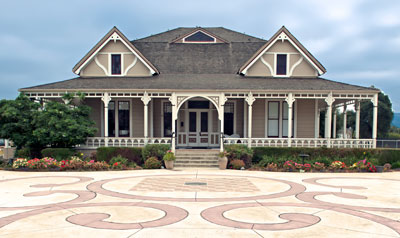 National Register #78000777: Villa Mira Monte in Morgan Hill