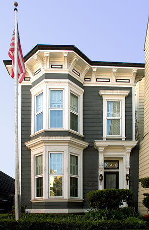 National Register 85000705 Trea Houses In San Francisco
