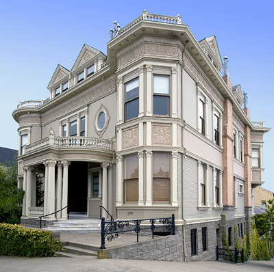 San Francisco Landmark 207: Ellinwood Residence