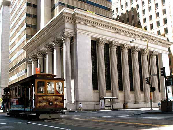 Bank of California in San Francisco