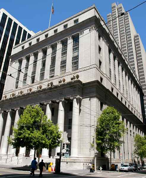 Old Federal Reserve Bank, San Francisco