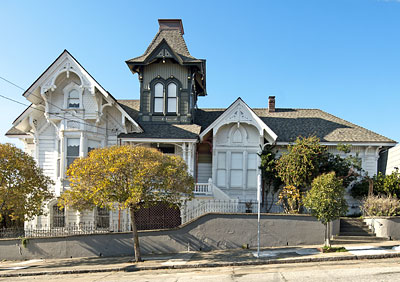 San Francisco Landmark #47: Nightingale House