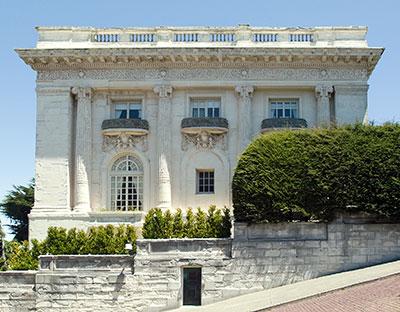 San Francisco Landmark 197 Spreckels Mansion