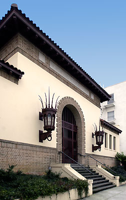 Architectural Styles Spanish Colonial Revival