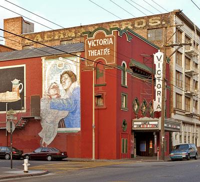 Francisco Landmark #215: Victoria Theater