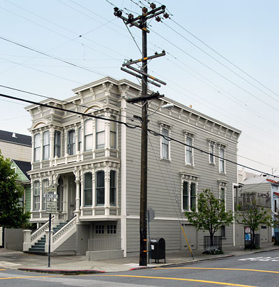 San Francisco Landmark #192: Oakley Residence