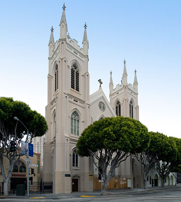 San Francisco Landmark 5: Saint Francis of Assisi Church