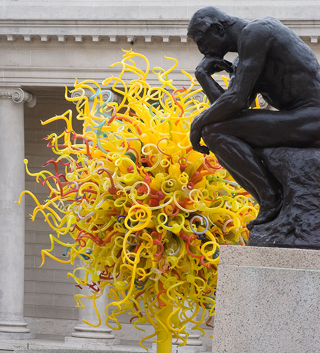 Contemplating Chihuly