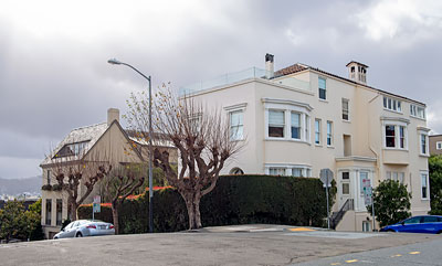 2233 and 2255 Lyon Street in San Francisco