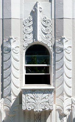 Detail of Apartment at 2090 Broadway Designed by H. C. Baumann