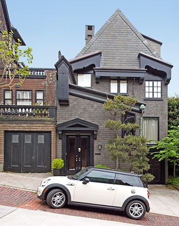 Goslinsky House in San Francisco