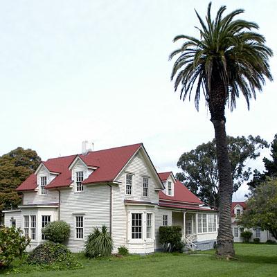 National Register 66000232 San Francisco Presidio Former Army Housing