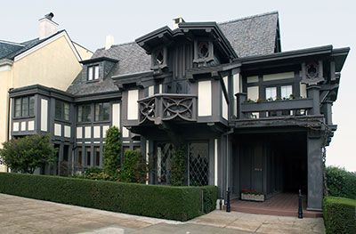 San Francisco Landmark 56 Roos House