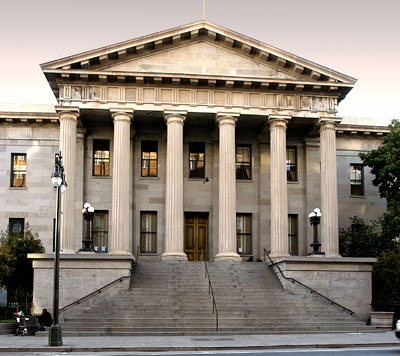 Old United States Mint in San Francisco