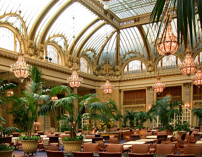 San Francisco Landmark 18 Garden Court of the Palace Hotel