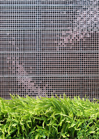 Nida On Pinterest Perforated Metal Metal Screen And Facades