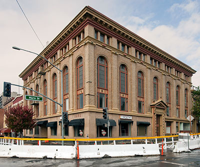 National Register #13000575: Vallejo Masonic Temple, California