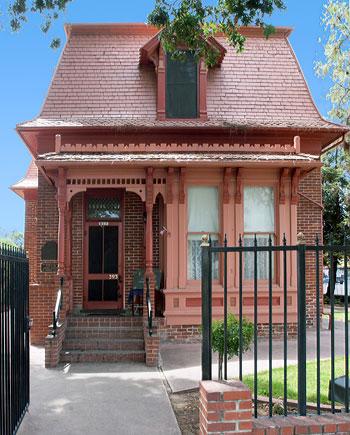 National Register 86003681 John Zalud House In