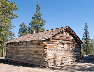 National Register #77000359: McCauley Cabin In Tuolumne Meadows