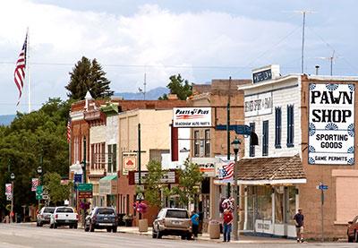 National Register 83003865 Low Hotel In Beaver Utah