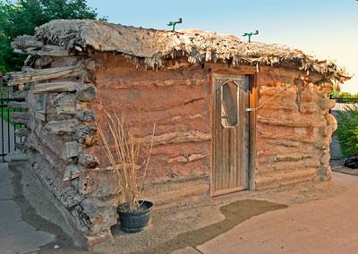 National Register #80003906: Moab Cabin