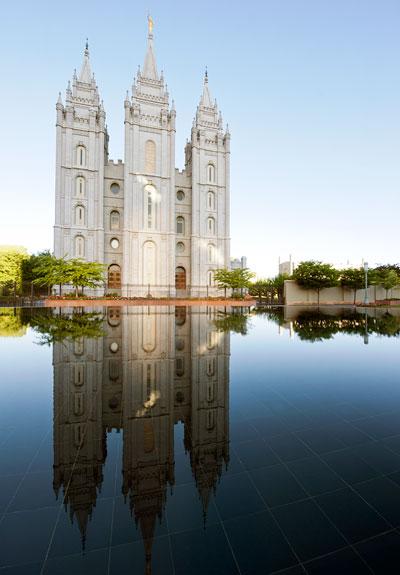 National Register 66000738 Temple Square In Salt Lake